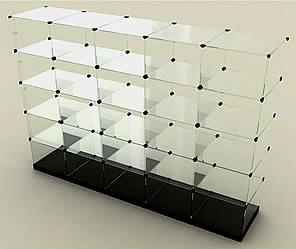 Как сделать стеклянные кубы 131